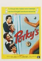 Porky's - Belgian Movie Poster (xs thumbnail)
