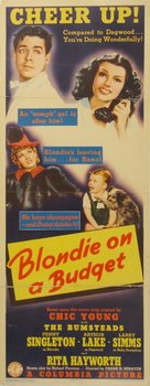Blondie on a Budget - Movie Poster (xs thumbnail)