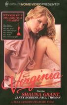 Virginia - VHS cover (xs thumbnail)