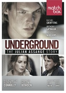 Underground: The Julian Assange Story - DVD cover (xs thumbnail)