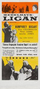 Beat the Devil - Swedish Movie Poster (xs thumbnail)