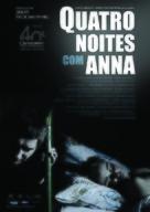 Cztery noce z Anna - Portuguese Movie Poster (xs thumbnail)