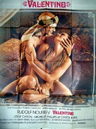 Valentino - French Movie Poster (xs thumbnail)
