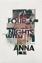 Cztery noce z Anna - Movie Poster (xs thumbnail)