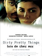 Dirty Pretty Things - French Movie Poster (xs thumbnail)