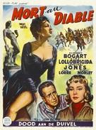 Beat the Devil - Belgian Movie Poster (xs thumbnail)