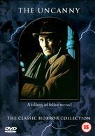 The Uncanny - British DVD cover (xs thumbnail)