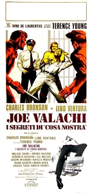 The Valachi Papers - Italian Movie Poster (xs thumbnail)