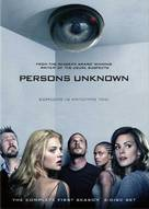 """""""Persons Unknown"""" - DVD cover (xs thumbnail)"""