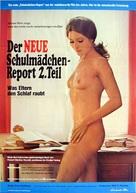 Schulmädchen-Report 2: Was Eltern den Schlaf raubt - German Movie Poster (xs thumbnail)