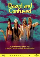 Dazed And Confused - DVD cover