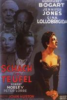 Beat the Devil - German Movie Poster (xs thumbnail)