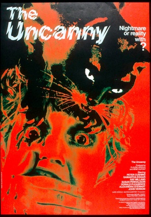 The Uncanny - Canadian Movie Poster (thumbnail)