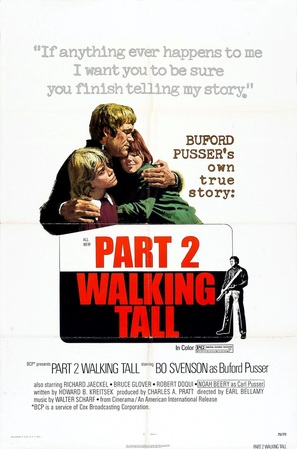 Part 2 Walking Tall