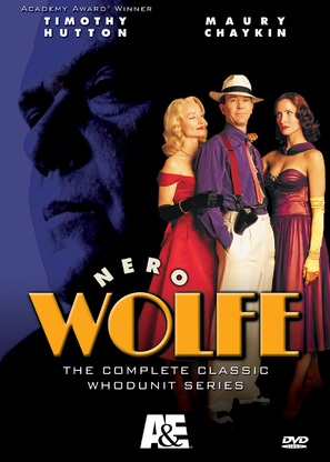 """A Nero Wolfe Mystery"""