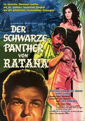 Der schwarze Panther von Ratana