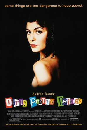 Dirty Pretty Things - Movie Poster (thumbnail)