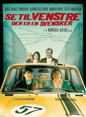 Se til venstre, der er en Svensker