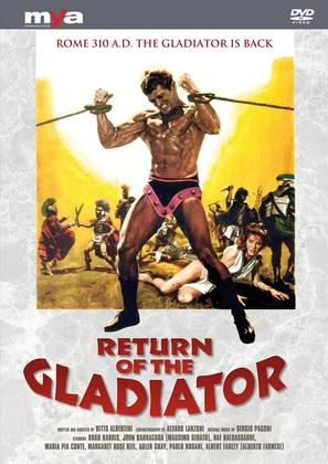 Il ritorno del gladiatore più forte del mondo