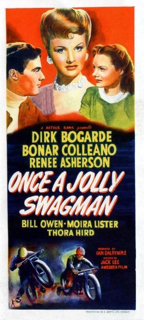 Once a Jolly Swagman