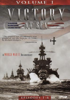 """""""Victory at Sea"""" - DVD cover (thumbnail)"""