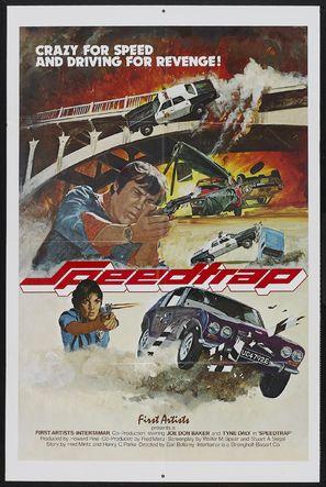 Speedtrap - Movie Poster (thumbnail)