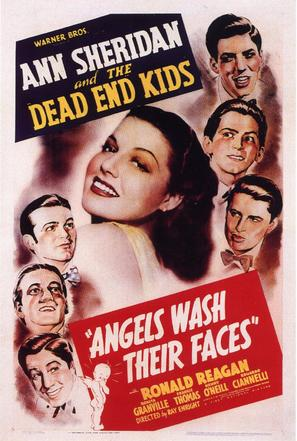 The Angels Wash Their Faces
