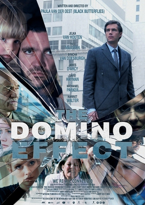 The Domino Effect - Dutch Movie Poster (thumbnail)