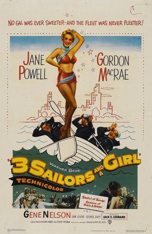 Three Sailors and a Girl