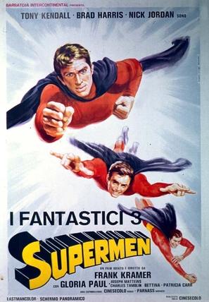I fantastici tre supermen