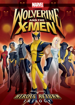"""""""Wolverine and the X-Men"""""""