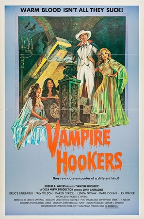 Vampire Hookers - Movie Poster (thumbnail)