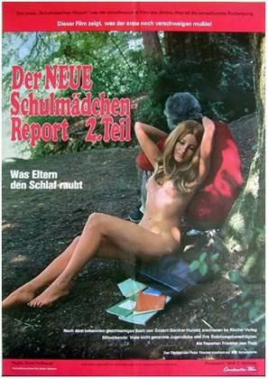 Schulmädchen-Report 2: Was Eltern den Schlaf raubt - German Movie Poster (thumbnail)