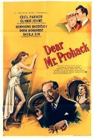 Dear Mr. Prohack