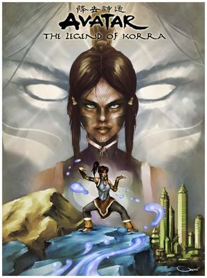 """The Legend of Korra"""