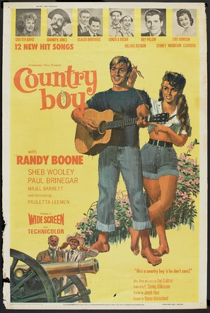 Country Boy - Movie Poster (thumbnail)