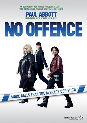 """""""No Offence"""" - British Movie Poster (thumbnail)"""