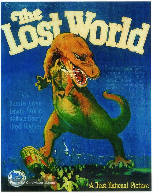 The Lost World - Movie Poster
