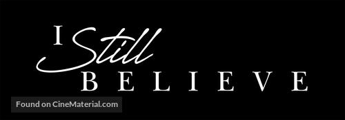 I Still Believe - Logo