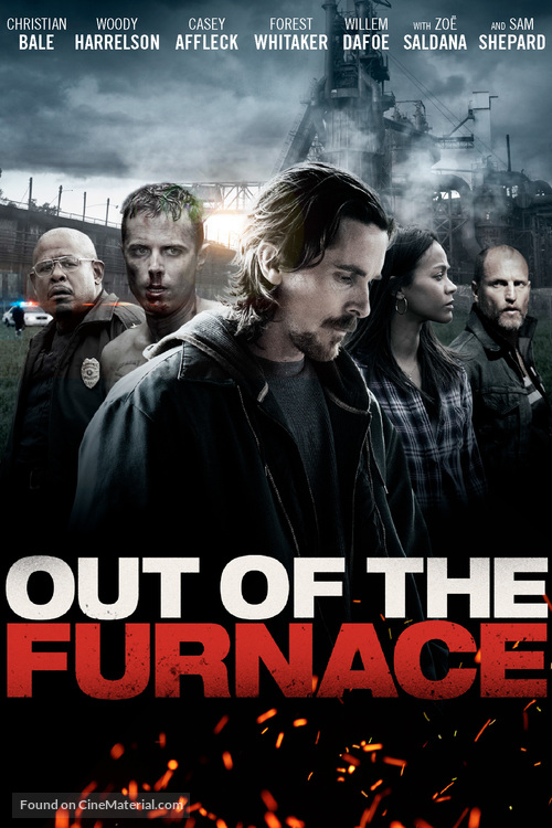 Out of the Furnace (2013) Hindi Dual Audio 480p BluRay ESubs 400MB