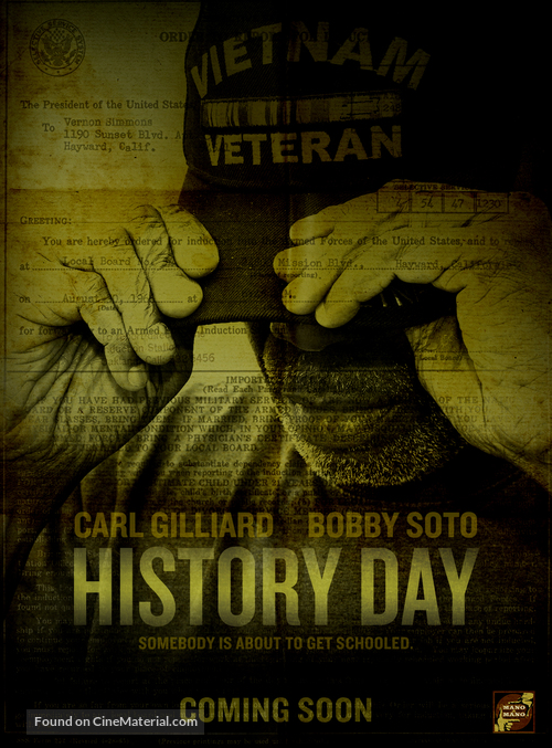 History Day - Movie Poster