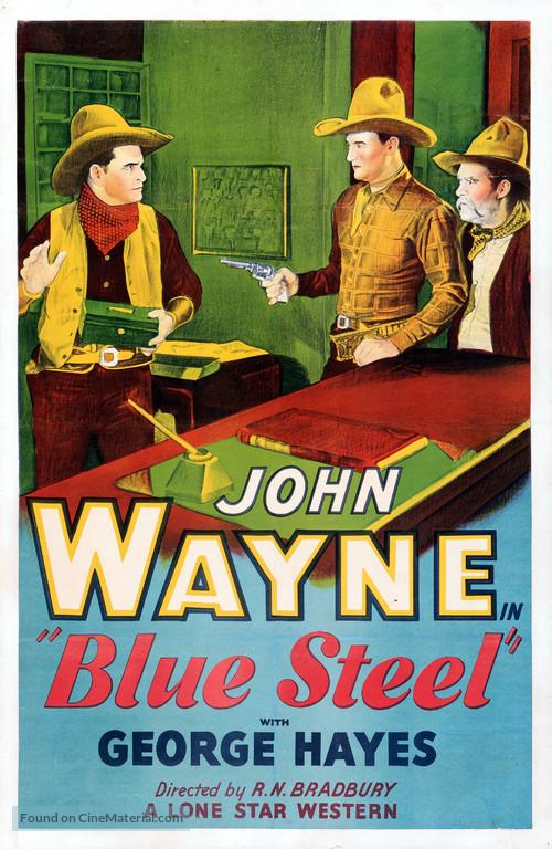 Blue Steel - Movie Poster
