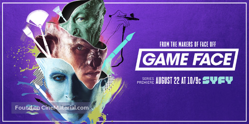 """""""Game Face"""" - Movie Poster"""
