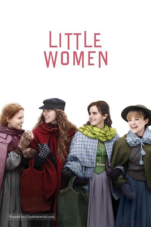 Little Women - British Movie Cover