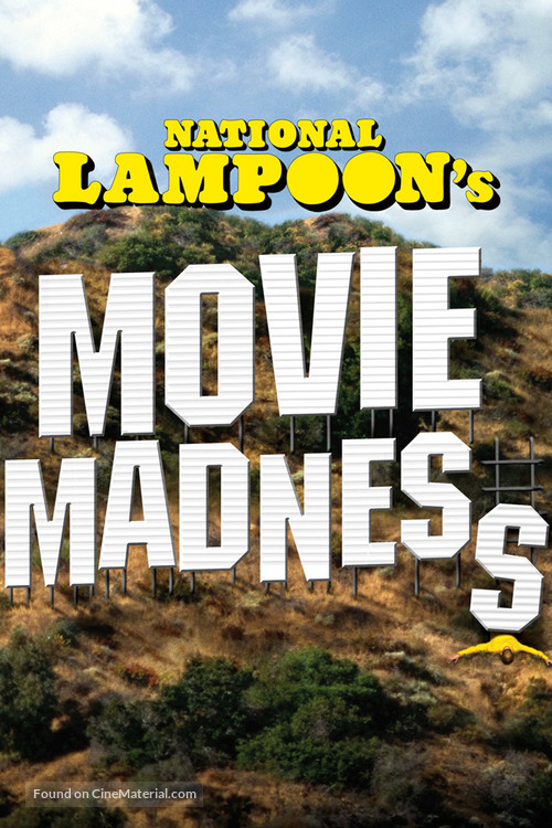 National Lampoon Goes to the Movies - DVD movie cover