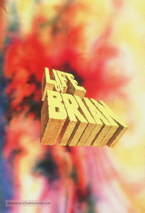 Life Of Brian - Movie Poster