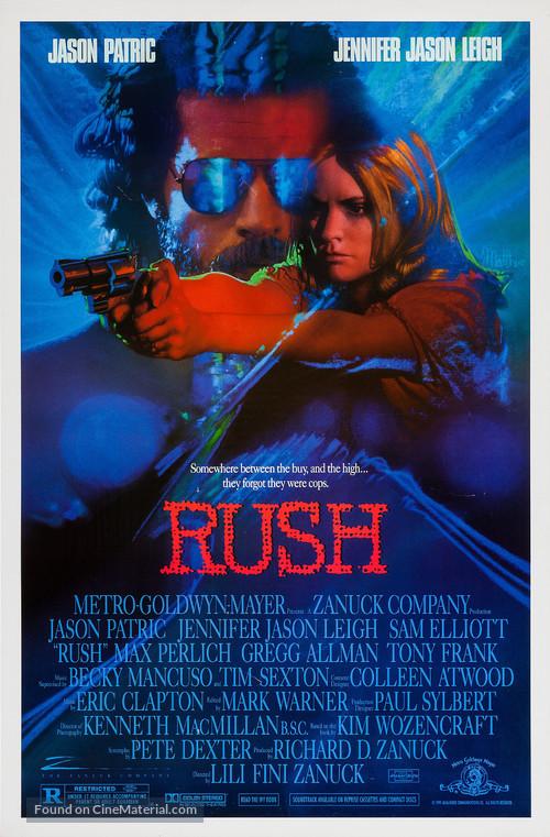 Rush - Movie Poster