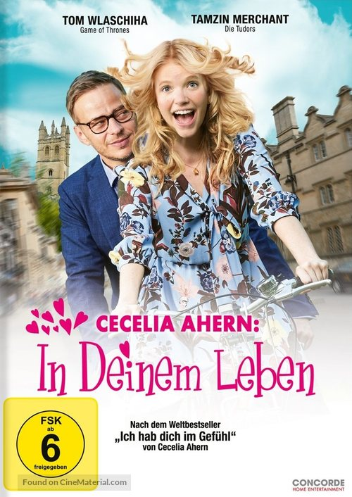 """""""Thanks for the Memories"""" - German DVD movie cover"""