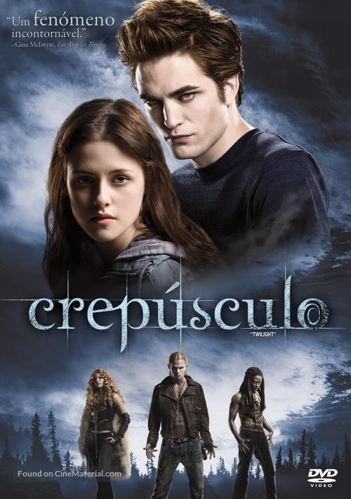 Twilight - Portuguese Movie Cover