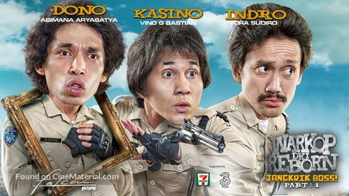 Image Result For Full Movies Warkop Dki Reborn